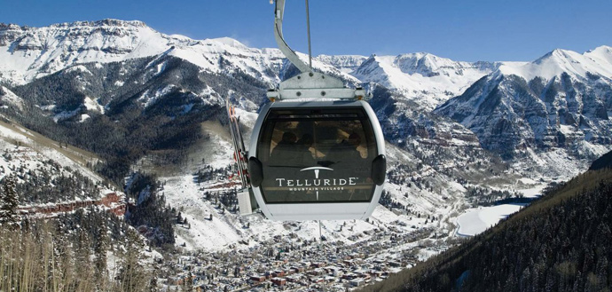 Telluride ski resort discount ski tickets